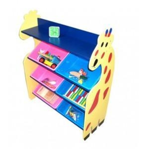 Buy super size giraffe style toy collecting shelf at wholesale prices