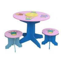 Quality circular type children table for sale