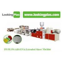 Quality Plastic Extruded Sheet Making Machine for sale