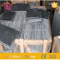 Quality Natural Caribbean Black Slate/matte Ceramic Floor Tile and Black Slate Dishes with Great Price for sale