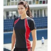China Sports Teams and Societies Finden & Hales Ladies Performance T-Shirt on sale