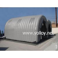 Buy cheap Inflatable Car Tent Soda Sand Blasting Inflatable Tents from wholesalers