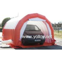 Buy cheap Inflatable Car Tent Inflatable Car Painting Workstation Garage Tent from wholesalers