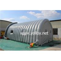 Buy cheap Inflatable Car Tent inflatable Blasting and car painting Tent from wholesalers