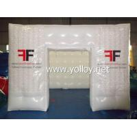 Buy cheap Inflatable Dome Tent Mini Inflatable Cube Tent Travaling Shop from wholesalers