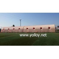 Quality Inflatable Dome Tent Tunnel Shape Combinable Inflatable Work Station Tent for sale