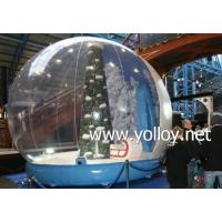 Quality Inflatable Dome Tent Inflatable Transparent Life Size Snow Dome for sale