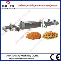 automatic soybean protein production equipment