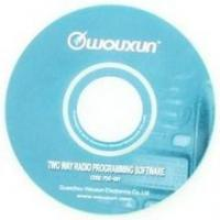 China Wouxun KG-UV8D Programming Software on sale