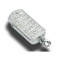 China Jewelry Shape USB Flash Drive Special Design USB Thumb Drive Pendrive on sale