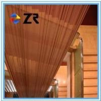 China Metal Mesh Chain Link Curtain Drapery/ on sale