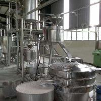 China Auto rice washing, soaking and grinding system on sale