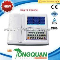 Quality ECG-MSLEC21S 12 Channel Digital Electrocardiograph Portable ECG for sale for sale