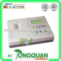 Quality Three channel with interpretive ECG machine-MSLEC03D for sale