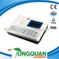 Quality Good quality Three channel digital ECG machine MSLEC16S for sale