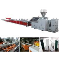 Quality PVC Door and Window Profile Extrusion Line for sale