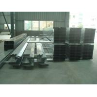 China Blue Steel Z Purlin For Steel Construction Cold Formed Steel Channel Roof Purlins on sale