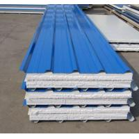 Quality EPS Aluminium Sandwich Roof Panels InsulationFor Walls   Steel Or Metal Panel Roofing Materials for sale
