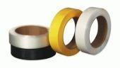 China Poly Strapping - 1/2 Inch Black 8 Inch x 8 Inch Core