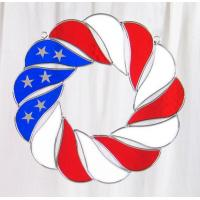 Buy cheap Angels Flag Wreath from wholesalers