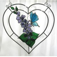 Buy cheap Angels Butterfly Crystal Heart from wholesalers