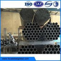 Buy cheap Hot Dipped Galvanized Circle Steel Pipe Size From DN15 To DN150 from wholesalers