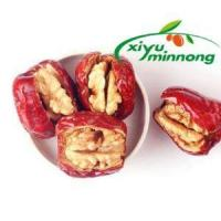 Quality Chinese Red Date With Walnut Kernel Tasty Jumbo Size Fragrant And Sweet In Bulk For Sale/premium Jum for sale