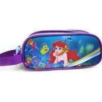 Quality Custom Printed Pencil Case For School Mermaid Pencil Case With Zipper Pouch for sale