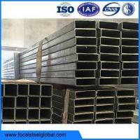 Quality Structural Rectangular Steel Posts With Good Quality From Rust About 20 Years for sale