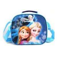 Quality Girls Good Lunch Bags Disney Frozen Lunch Bag For Cool Bag Small Lunch Containers for sale