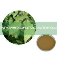 Quality China wholesale market natural epimedium extract 10% by HPLC for sale