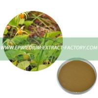 Quality Medicine for long time epimedium extract powder 5% for sale