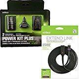 China Xbox 360 Bundle - Nyko Power Kit Plus 15' Extend Link Flat Cable Extension for Kinect on sale