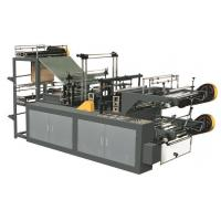 Computer Control Two Layer Rolling Bag Making Machine for Vest and Flat Bag