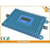 LTE Repeater 4G AWS 1700 2100 Cell Booster Repetidor Celular 3G LCD for sale