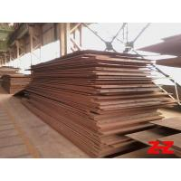 China EN 10025-2 S235J2 Carbon and Low-alloy High-strength Steel Plate with Charpy V-Notch Impact Test on sale