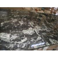 China Gold Galaxy marble Blocks and Slabs for sale