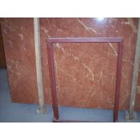 China Rojo-Alicante-Red-Marble Blocks and Slabs for sale
