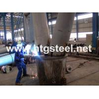 Fast Assembly Steel Beams and Columns for Steel Structure Civil Building for Government for sale
