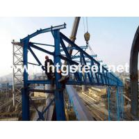 Light Weight Rolled/built-up Steel Beam for Factory Prefab Steel Buildings to American Code for sale
