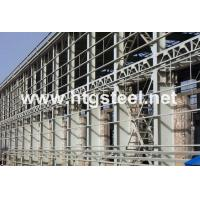 Custom Made Parts of A Steel Beam for Steel Construction Factory Building for Asia for sale