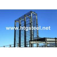 OEM Customized Wide Flange Steel Beams for Multi Span Agricultural Greenhouses for America for sale