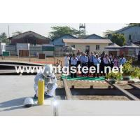 China Professional Design Drilling/cutting Steel Beams of Prefabricated Steel Structure Workshop Building for sale