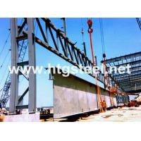 Earthquake Proof Steel Construction Beam for Prefabricated Industrial Steel Structure Workshop for sale