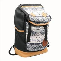 China Big capacity national stylish backpack bag outdoor hiking canvas sport backpack bag on sale