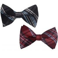 Quality Custom Embroidered Bow Ties Maker for sale