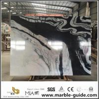 China Panda White Marble Slab For Bathroom Flooring Tile Countertops With High Quality for sale