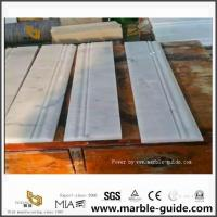 Buy Quality Guangxi White Marble Borders From Marble Stone Factory for sale
