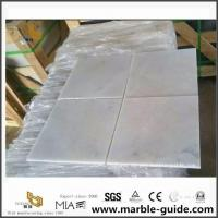 Guangxi White Marble Tiles For Kitchen And Bathroom Floor Or Wall Decor for sale