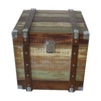 Buy cheap Products Wooden Storage Trunks from wholesalers